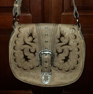 Ariat Western Leather Purse